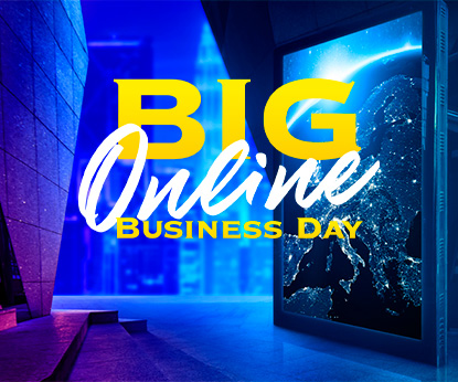 BIG ONLINE BUSINESS DAY для стран Европы