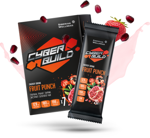 Energy Drink Fruit Punch
